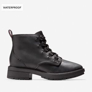 NEW Waterproof Lace-Up Hiker Boot OBO